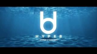 SkyWay hyperspeed concept HyperU. 1250 km/h