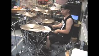 Patrik Fält - Cannibal Corpse - Nothing Left To Mutilate (Drum cover)