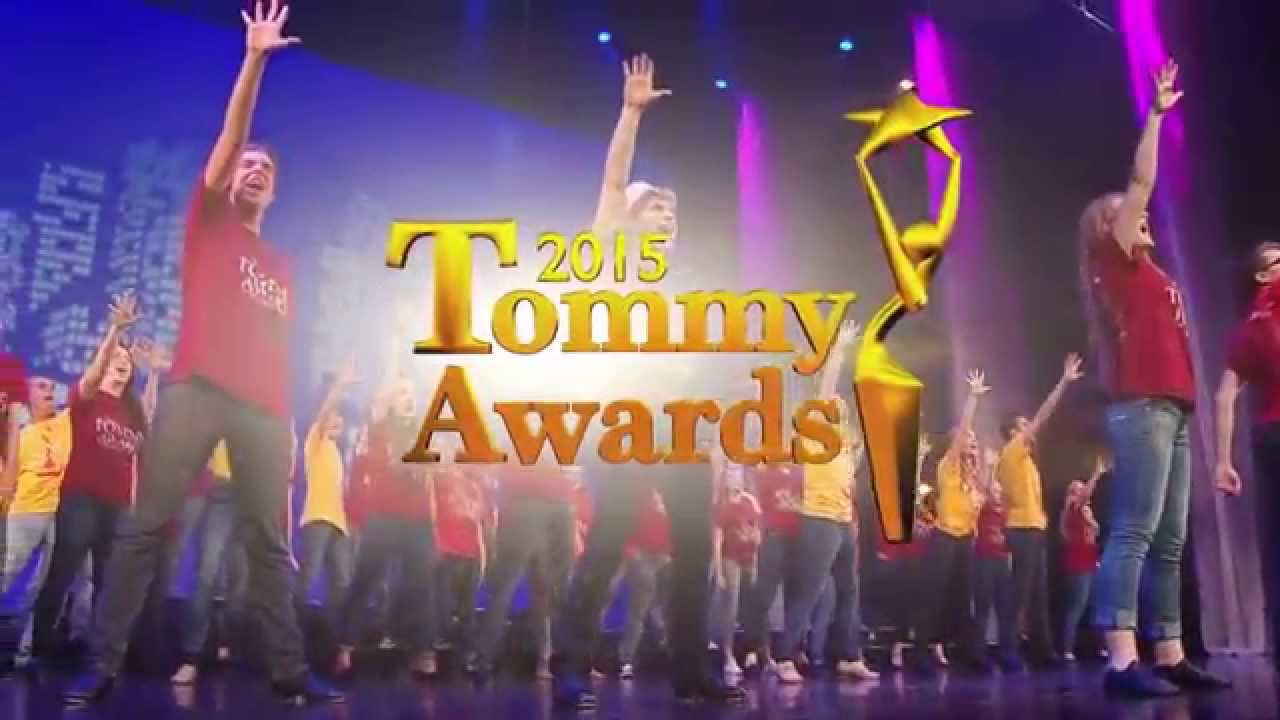 Watch the 2015 Tommy Awards