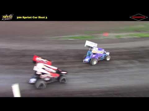 MSTS 360 Sprint Car -- 6/30/17 -- Rapid Speedway