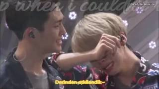 """""""SHINee crying""""Because you loved me"""