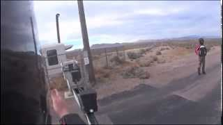 AREA 51 BACK GATE DANGER! CROSSING THE LINE OF DEATH! HERE'S PROOF!!