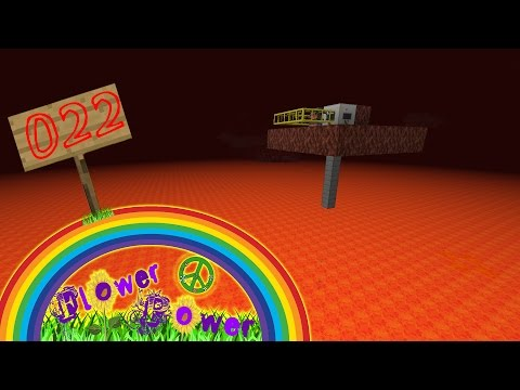 lLP Minecraft FlowerPower lPart 22l fast UNENDLICH ENERGY