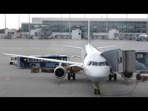 Lufthansa+ SAS (Cimber) / Munich-Dusseldorf -Copenhagen/ Eco+SAS Plus /A321 + CRJ 900 / JUL 2016