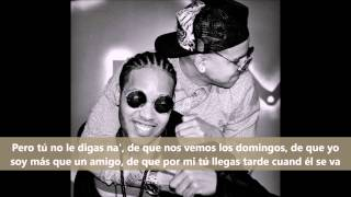 Yoger Ft. Stee Ferrer - No le digas na  (Letra)