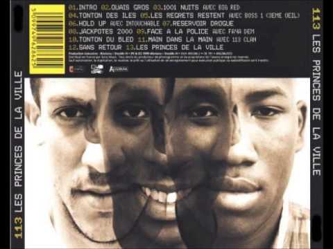 113 - Les princes de la ville [Album complet] (RIP DJ MEHDI)
