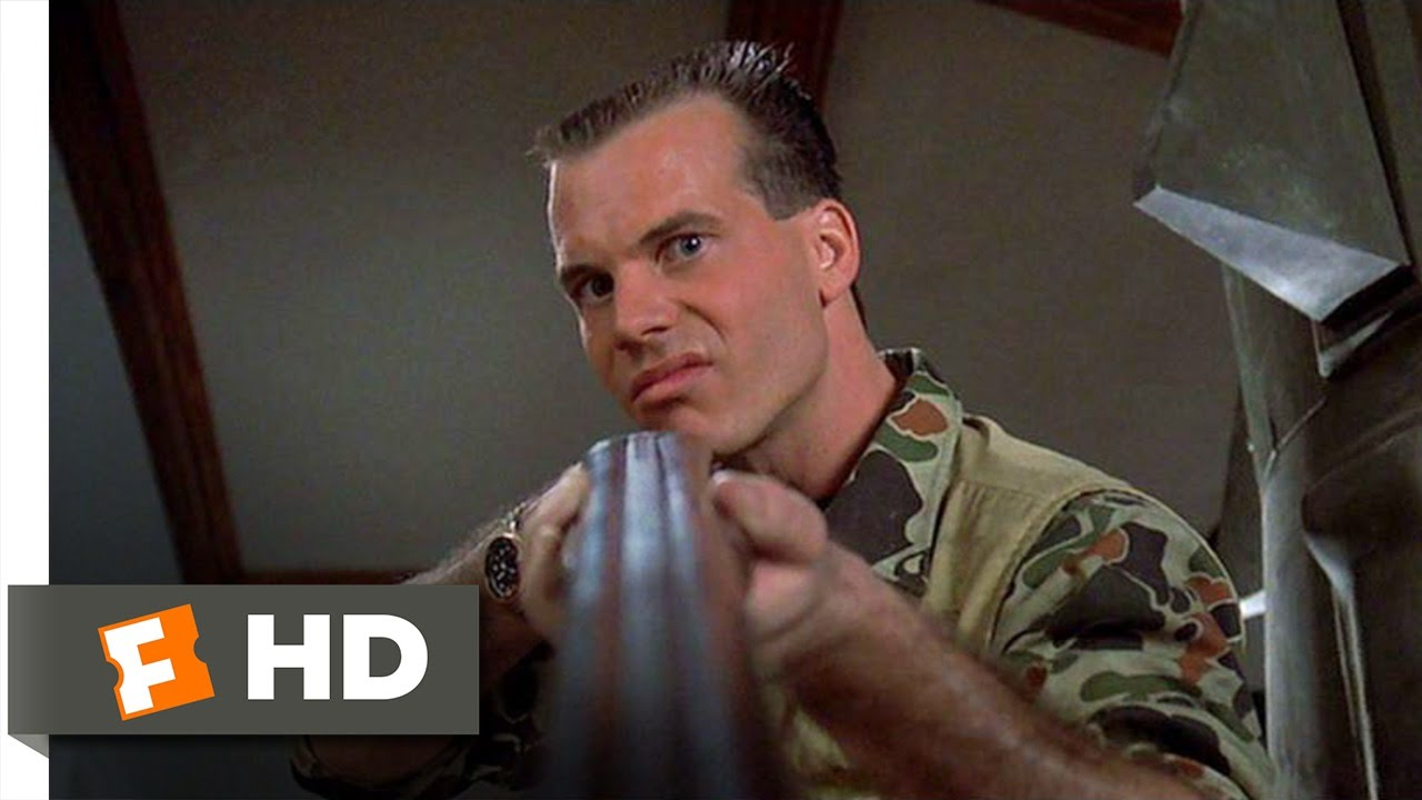 maxresdefault weird science (9 12) movie clip you're dead meat, pilgrim (1985