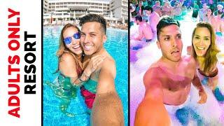 POOL PARTY Resort in LOS CABOS ★ RIU Palace Baja California | (English) ✈️
