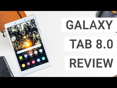 Samsung Galaxy Tab A 8.0 SM-T290 Review: How Good Is It?