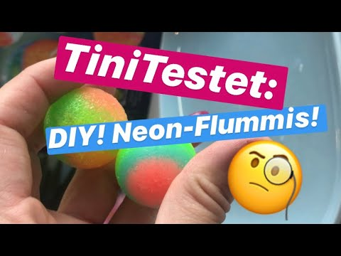 TiniTestet: Flummi's selbermachen!