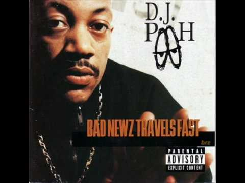DJ Pooh - No Where To Hide Feat. Threat