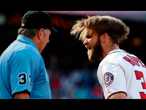 MLB Angriest Players