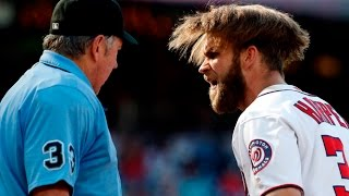 MLB Angriest Players
