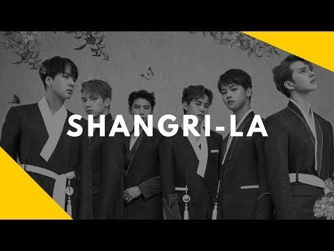 빅스 (VIXX) - 도원경 (Shangri-La) [Han/Rom/Eng Lyrics]