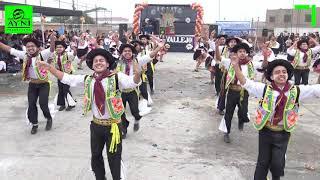 Huaylarsh de Carnaval - Peru Tradicion y Costumbre PTC (Espada de Plata 2019 - ACAT Cesar Vallejo