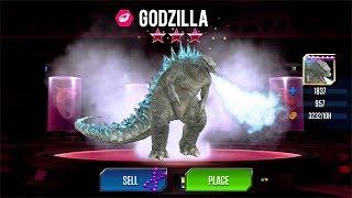 GODZILLA COMING TO JURASSIC WORLD THE GAME???!!!