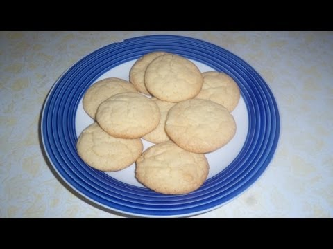 How to Make Sugar Cookies From Scratch - Easy Baking With Kids