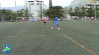 Pachuca de Ecuador VS Cacique Ganentá -  Directo de Medellín Soccer Cup