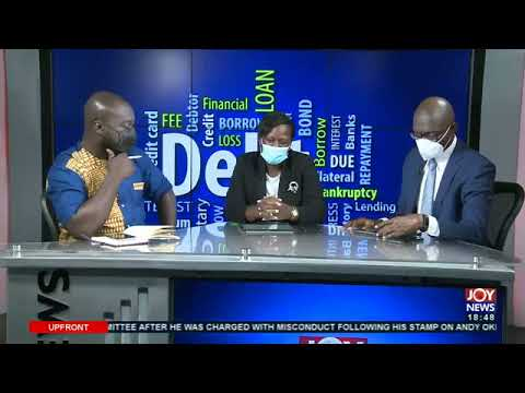 Paul Ababio outlines interventions expected to sanitize the financial sector #Upfront #JoyNews