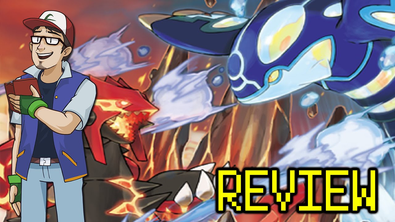 Pokémon Omega Ruby Alpha Sapphire Review  YouTube