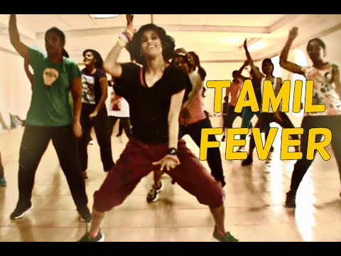 Zumba® Routine by Vijaya | Tamil Fever by...