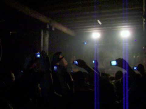 Fler Live - Harris auf der Bühne & Check mich aus (Winterthur Salzhaus, 01.05.2009)