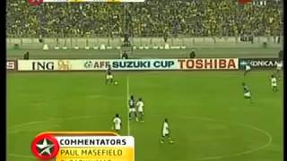 Malaysia vs Indonesia - AFF Suzuki Cup 2010 Final (1st Leg)