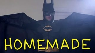"Tim burton's ""i'm batman"" - homemade batman 1989 w/ tj smith, jimmy tatro & mikey bolts"