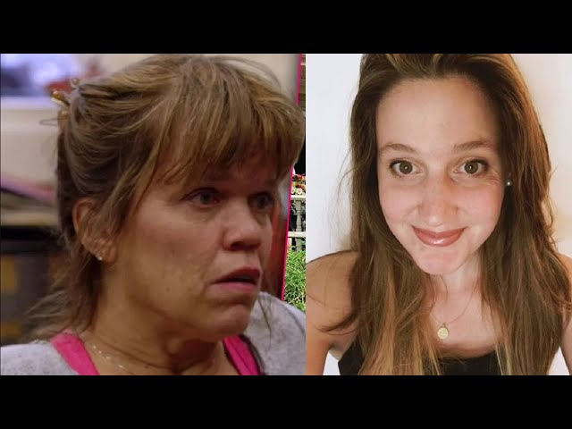 \'Little People, Big World\' Amy Roloff is Heartbroken After Know Tori Roloff Cheating Her..