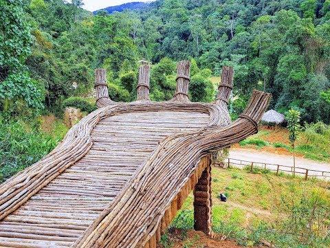 Khu du lịch sinh thái Hoa Sơn Điền Trang