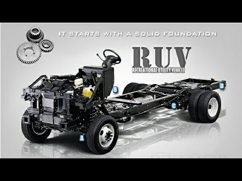 Chassis & its types | cars | Frame