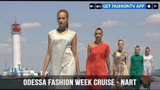 Odessa Fashion Week Cruise - Nart | FashionTV