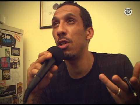 Youtube: BIG RED – INTERVIEW & FREESTYLE – BANLIEUZART TV