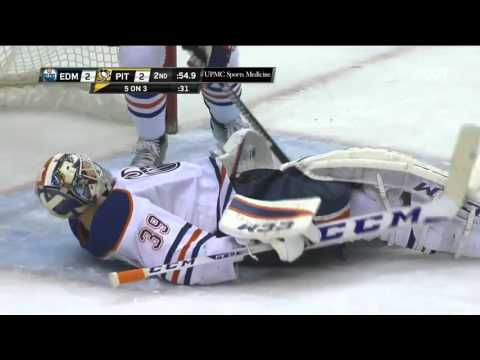 Pittsburgh Penguins vs Edmonton Oilers | Game 23