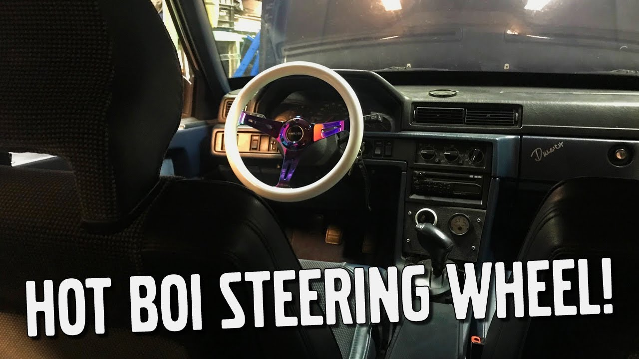medium resolution of volvo 940 2jz steering wheel install b230 clutch replacement