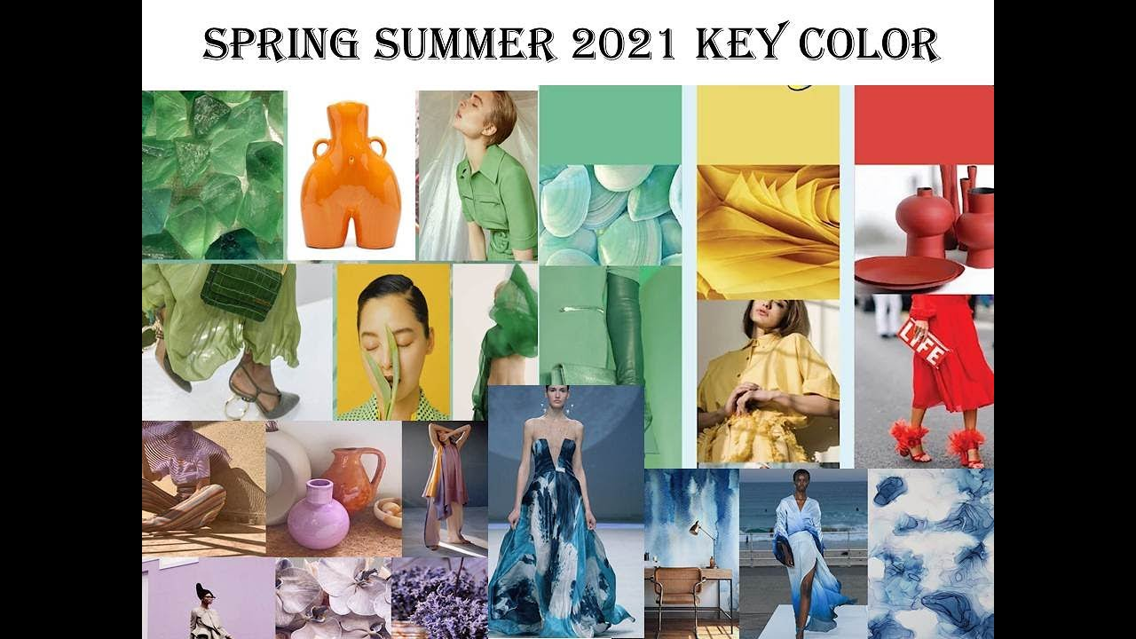 Spring summer 8-8 Fashion Trend