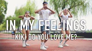 In My Feelings - Drake ( Kiki do you love me? ) @oleganikeev choreography ANY DANCE