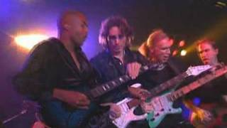 Steve Vai Feat. Tony Macalpine - Im The Hell Outta Here  (G3, Live in Denver)