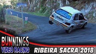 Víctor Senra gana la 7º edición del Rally Ribeira Sacra; Iago Caama...