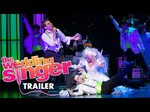 The Wedding Singer Musical Trailer