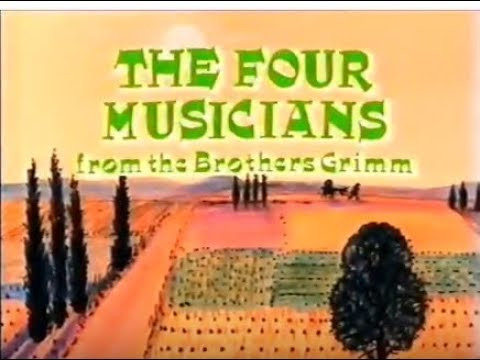 The Four Musicians - Town Musicians Of Bremen - Old Version