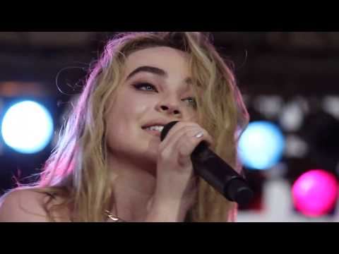 Sabrina Carpenter - All We Have Is Love; Columbia, South Carolina; October 22, 2017.