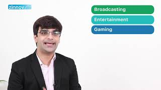 Changing Media and Entertainment Technology Landscape | Manas Bhargava | Zinnov