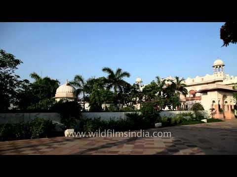 Laxmi Vilas Palace - Bharatpur, Rajasthan