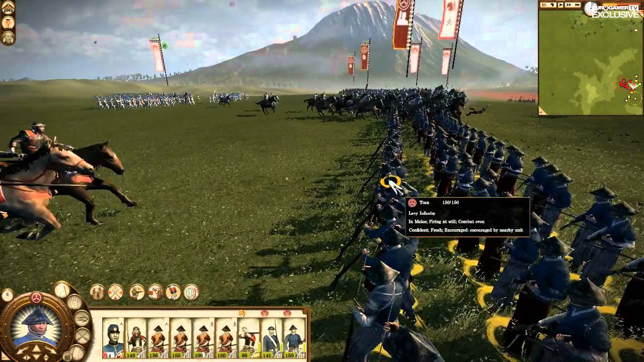 a review of shogun a video game Shogun is set in the sengoku period (approx 1467-1573) which ends with the  inception of the well-known tokugawa shogunate read our.