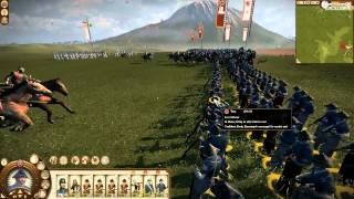 Total War: Shogun 2 - Fall of the Samurai footage