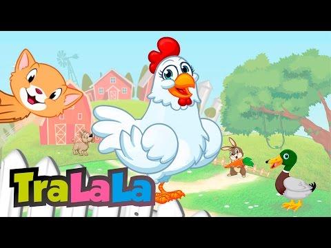 Ferma animalelor - Cantece pentru copii | TraLaLa