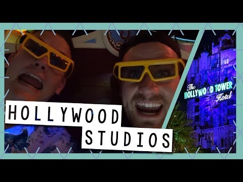 Hollywood Studios with the Hamburglar | Walt Disney World Vlog July 2017