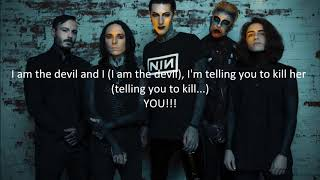 Undead Ahead + Undead Ahead 2: The Tale Of The Midnight Ride - Motionless In White (+ Lyrics)