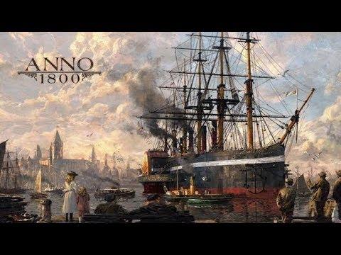 [DE] Anno 1800 - Die Weltherrschaft Part 3 |